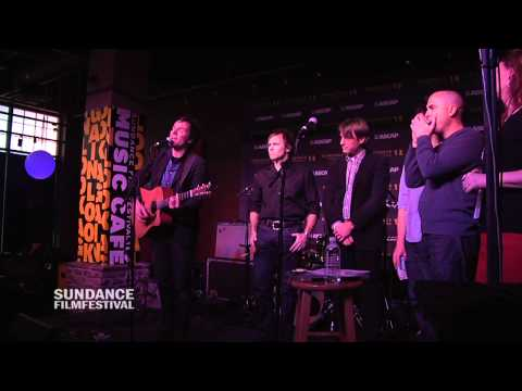 Mike Viola and Friends perform