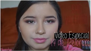 3 ideas para maquillarte el 14 de FEB ♥♥♥ - ♥ WeAreMakeUp