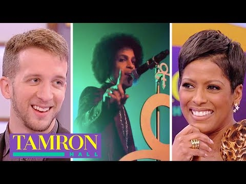 Venom - Tamron Hall Opens up About Her Flirty Relationship with Prince