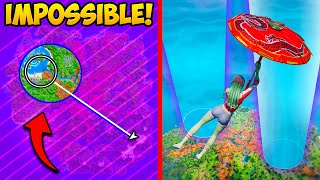NEW *IMPOSSIBLE ESCAPE LTM* IŠ INSANE!! - Fortnite Funny and WTF Moments! #1271