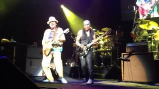 Micki Free Jams with Carlos Santana