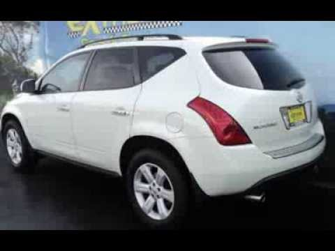 Extreme Cars And Trucks Riverside >> 2006 Nissan Murano S SUV for sale in Riverside,CA - Nissan ...
