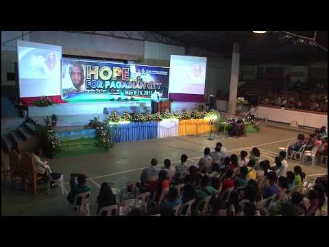 Hope for Pagadian City - Night 02