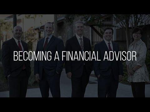 Episode 8:  Holy Crap!  I'm a Financial Advisor!