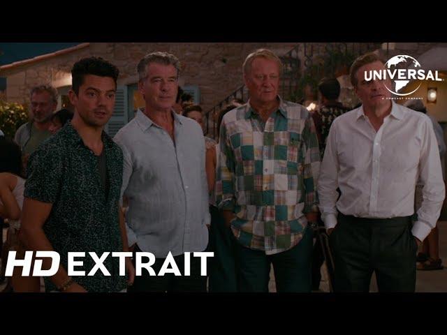 """Mamma Mia : Here We Go Again / Extrait """"Le Secret"""" VF [Au cinéma le 25 juillet]"""