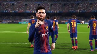 PES 2018 Lite Android 450 MB Offline High Graphics (Real Face)