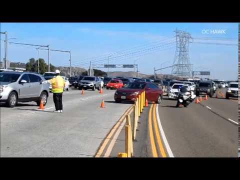 Anaheim 91 freeway Fatal Accident