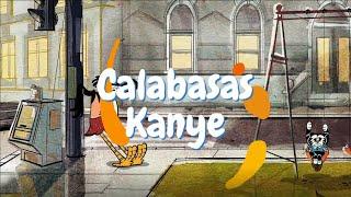 Riese Kendrick - Calabasas Kanye (Lyrics video - Clean)