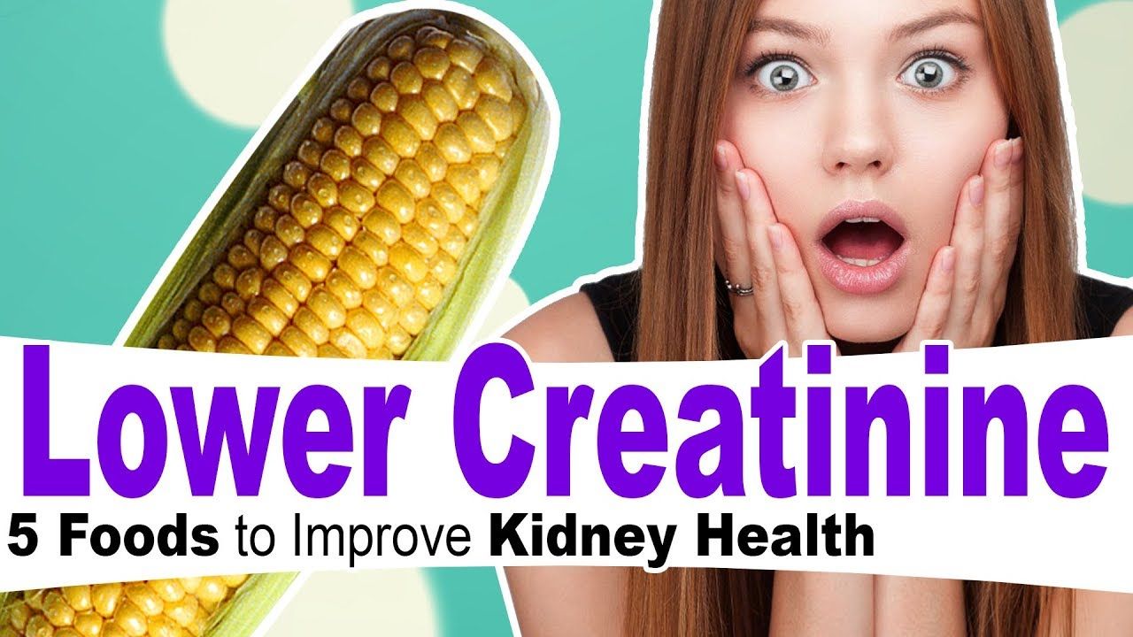 Creatinine is lowered in the blood: why and what to do
