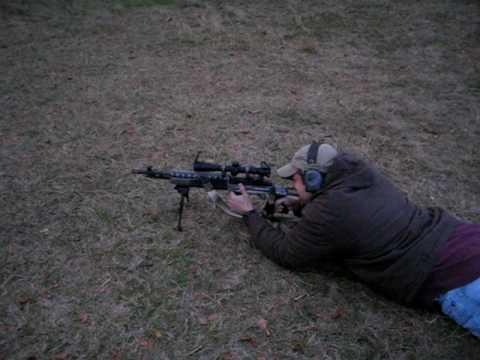 Socom Enhanced Battle Rifle