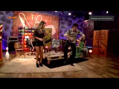 "The Voice Brasil - Daniel ensina a dançar ""Eu me amarrei"""