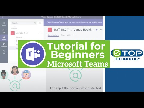 🤓Microsoft Teams Tutorial For Beginners | Office 365✅