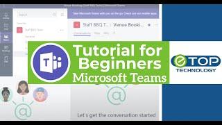 Microsoft Teams Tutorial For Beginners   Office 365✅