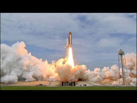 NASA   A Lifeline Home: Goddard's Final Shuttle Mission