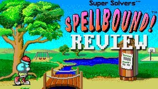 LGR - Super Solvers Spellbound! - DOS PC Game Review