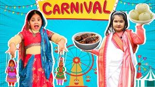 KIDS Pretend Play CARNIVAL/MELA   Food and Dance Fest   ToyStars