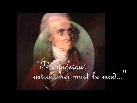 "Sir William Herschel -- ""The King's Astronomer"" | David Rives"