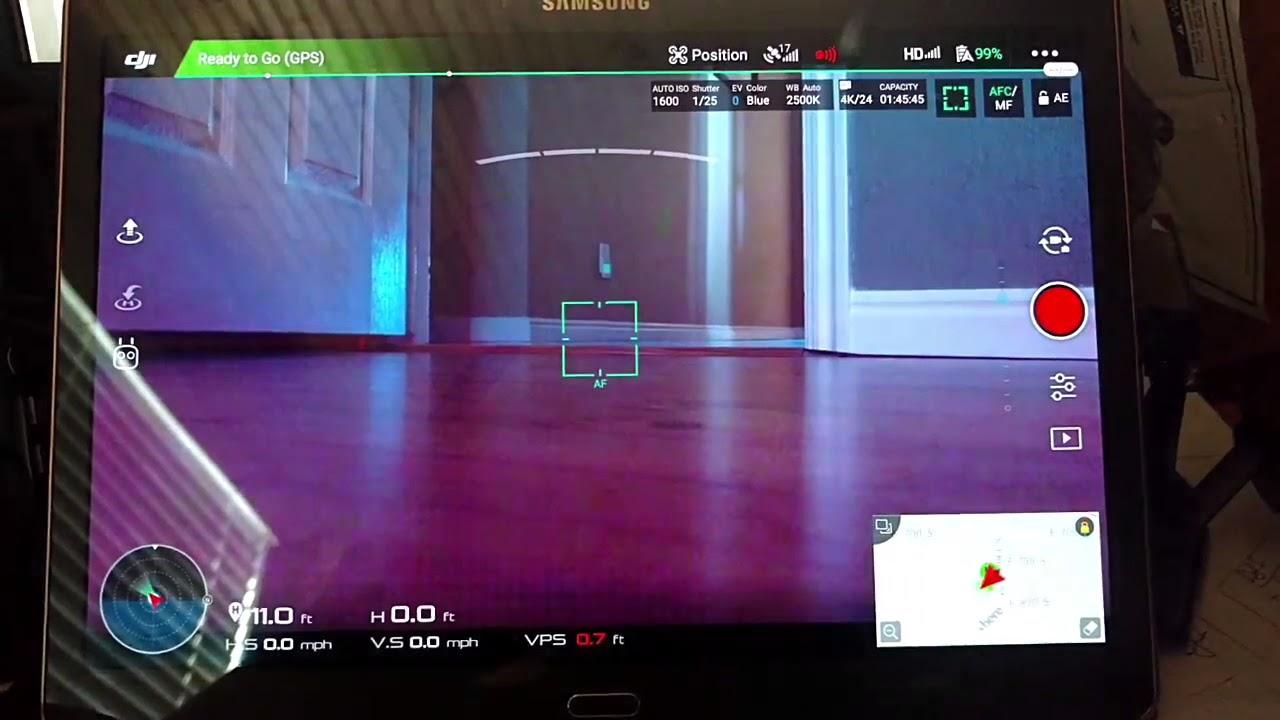 No dji 4 on tablet?   DJI Mavic Drone Forum
