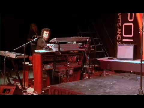 Music Alchemy: Keyboardist Miguel Kertsman performs a benefit show at Flashpoint