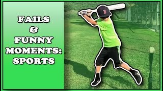Fails & Funny Moments : Sports | A Funny Sports Compilation