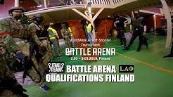 Battle Arena Season 5 - Qualifications Finland | ASA AirSoft Arena | Taajuus Airsoft