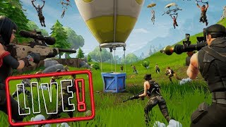 SOLO CUSTOM GAMES FOR MONEY - Use Code ooShven (Fortnite Battle Royale Live)