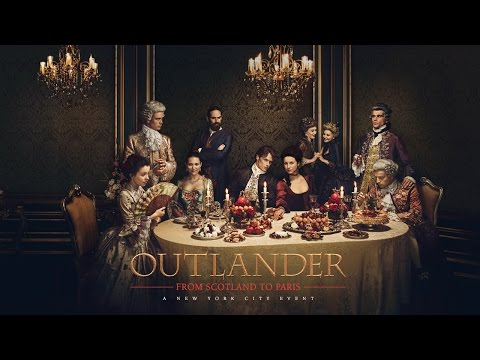 Outlander: From Scotland to Paris