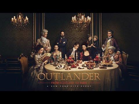 Outlander: From Scotland to Paris