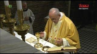 Msza Święta z Sanktuarium Świętego Domku w Loreto