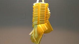 Kandil   Paper Lantern   Akash Kandil making for Diwali   Diwali decoration   How to Make Kandil
