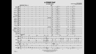 A Foggy Day (In London Town) by Gershwin/arr. Taylor