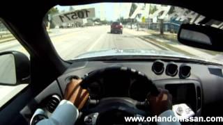 POV test drive: 2010 Nissan 370Z