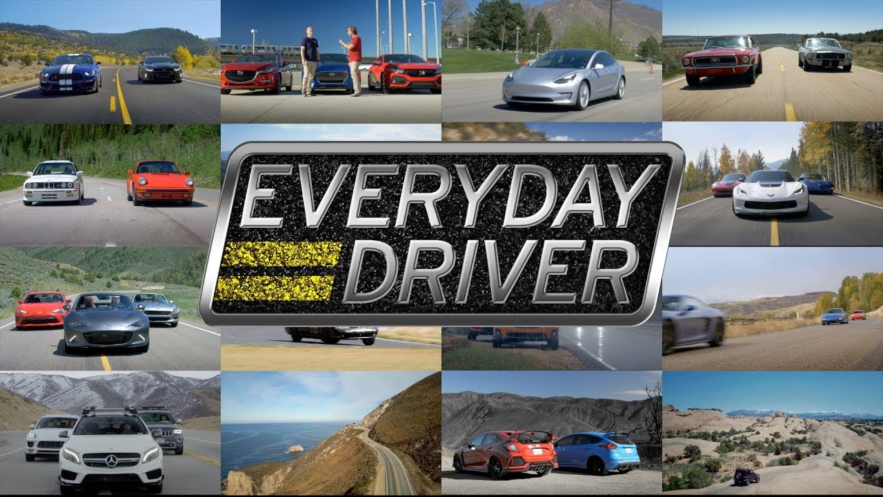 ABOUT | Everyday Driver