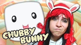 CHUBBY BUNNY | #iviiween