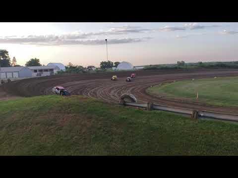8.16.19 Heat 2 Marshalltown Speedway