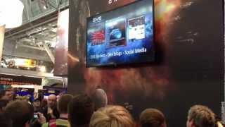 PAX East 2013 EVE Online Odyssey world premier reveal