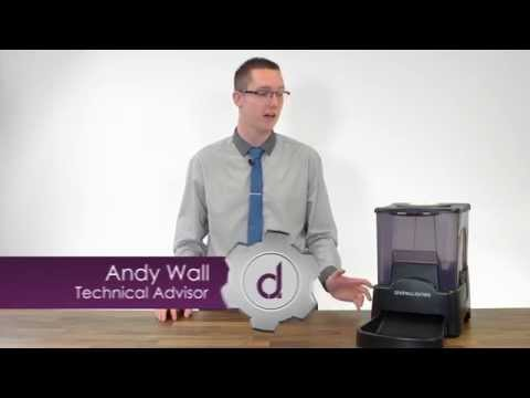 Andrew James Support: 90 Day Pet Feeder - Set Up