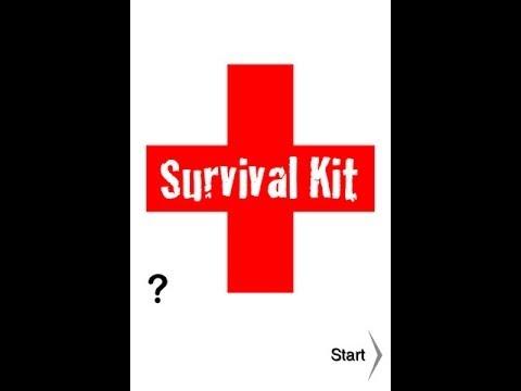 DIY Waterproof Boat Emergency Survival Kit Homemade How To Make