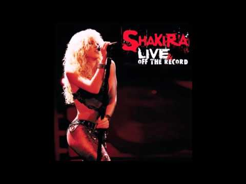 Shakira - Ojos Así (Live) [Audio]