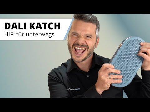 Dali KATCH G2 - Die HiFi Stereo-Anlage für unterwegs - unser bester Bluetooth Lautsprecher 2021