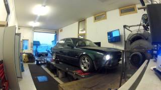 994,2hp BMW e34 M50 2,8l Turbo