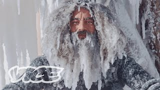 The Ice Beard Surḟers of Lake Superior | Local Legends