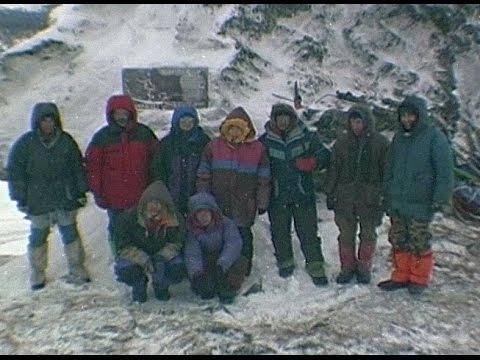 Мистический поход - 1 серия. Спецпроект Телевизионного Агентства Урала (ТАУ) 1999 год.