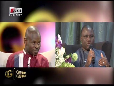 Suite Quartier Général du Mercrdi 15 juin 2016 - Invités: Idrissa Gana Gueye, Déthié Fall et Amy collé Dieng - TFM