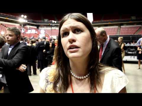 Sarah Huckabee Sanders Post Straw Poll Debate On Pawlenty