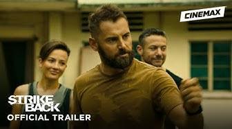 Strike Back (2019) | Official Trailer - Revolution | Cinemax