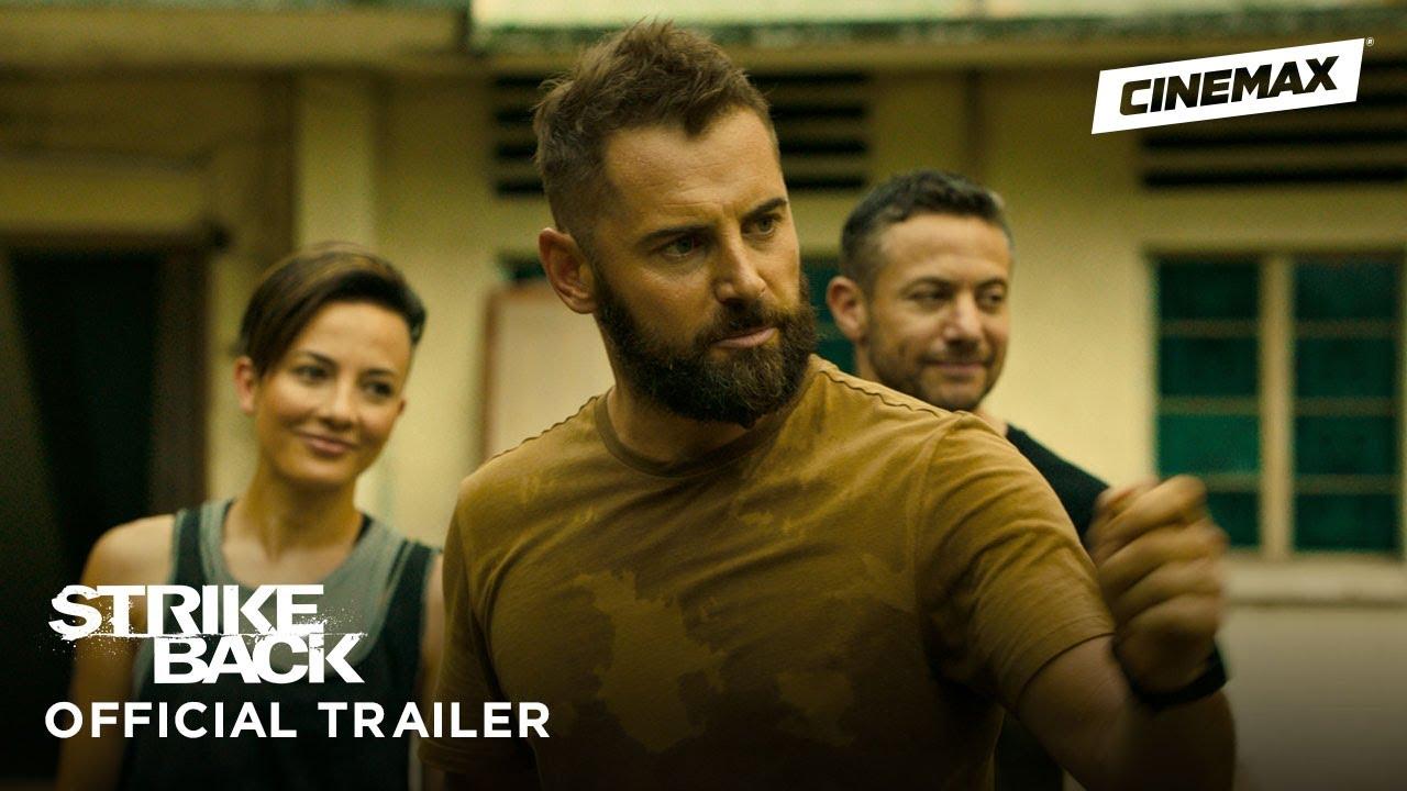 Download Strike Back (2019) | Official Trailer - Revolution | Cinemax