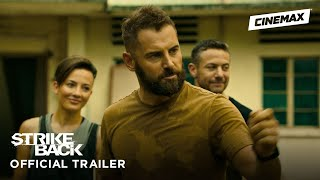 Strike Back (2019) | Official Trailer - Revolution | Cinemax
