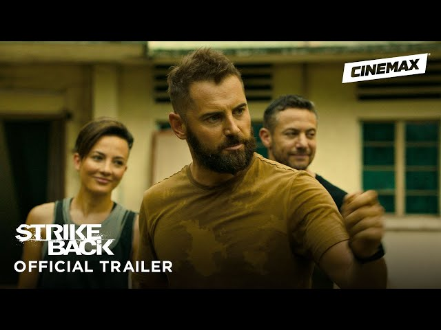 Strike Back Season 6 Trailer, Release Date and More   Den of Geek