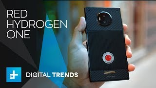 Red Hydrogen One Smartphone – Hands On Review